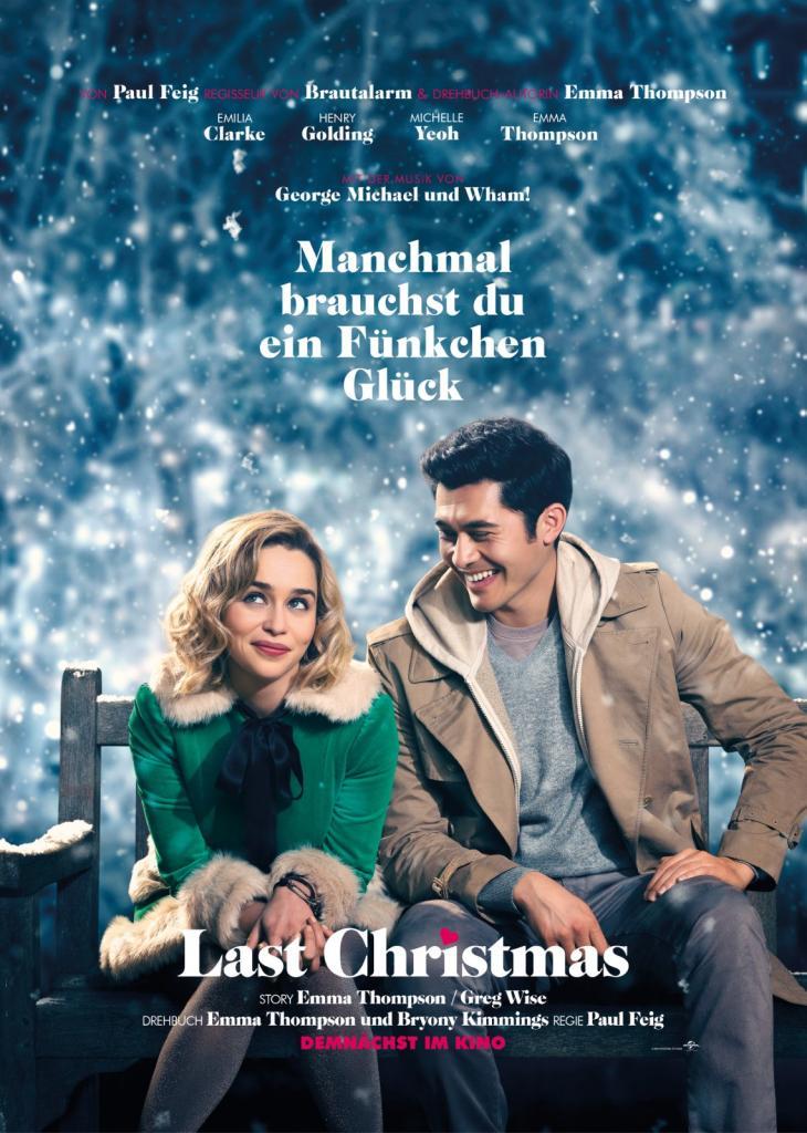 Last Christmas Film Trailer Deutsch
