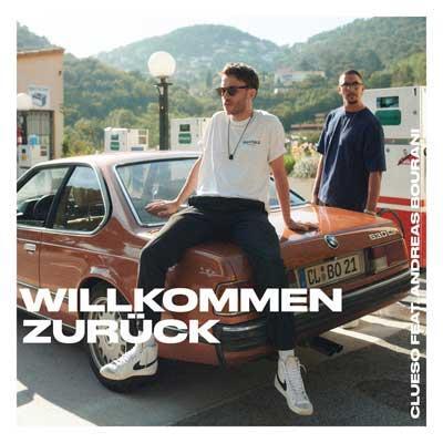 Cover: Clueso X Andreas Bourani – Willkommen Zurück