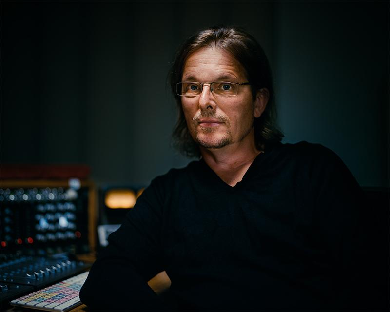 Rammstein-Produzent Jacob Hellner