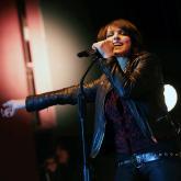 Nena auf der Bühne