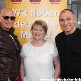 Fritz Puppel, Georgi Gogow, Conny Eisert