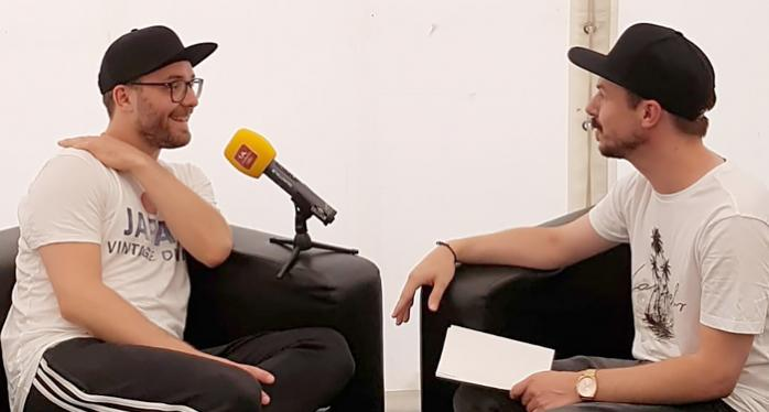 Mark Forster Interview