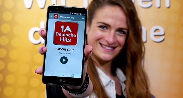 1A Deutsche Hits App